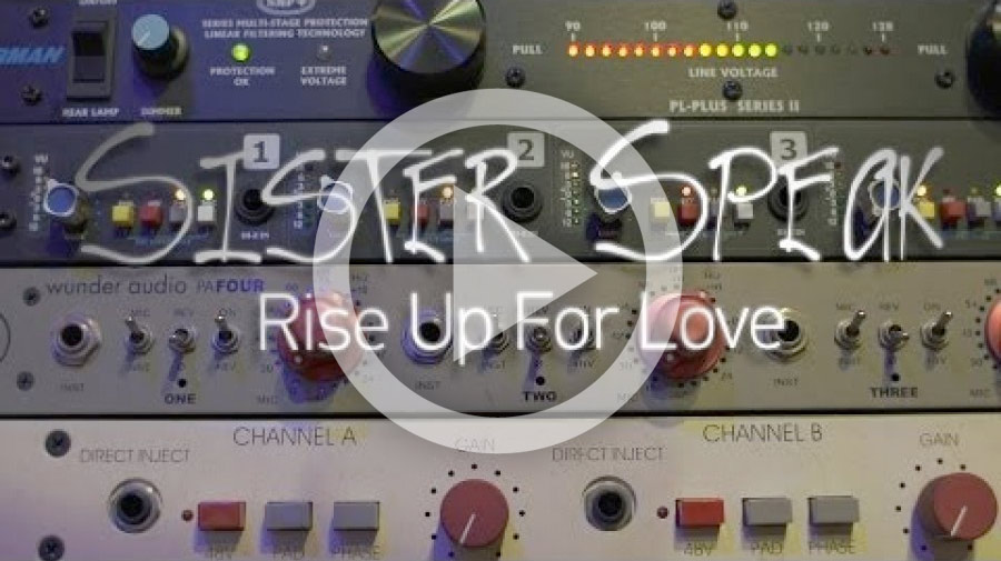 The Making of Rise Up For Love