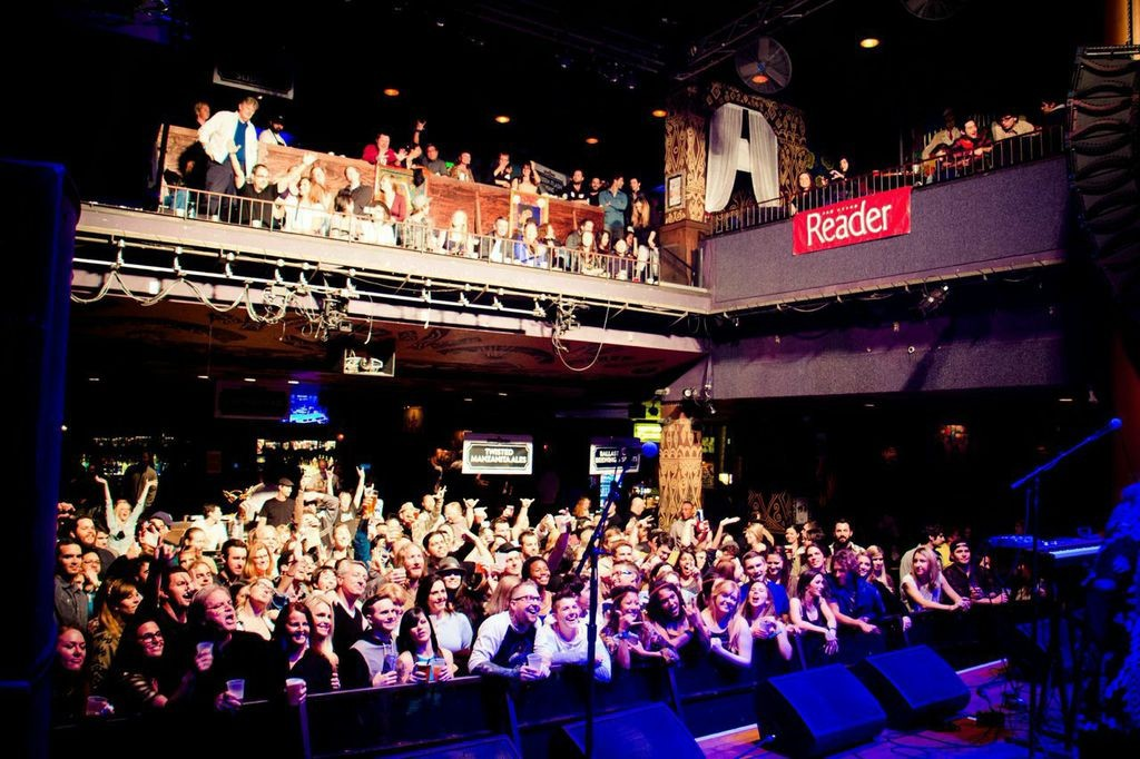 House of Blues Jan 2015 - SOLD OUT