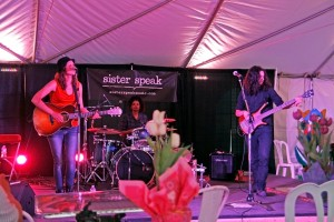 Sister Speak at The Canadian Tulip Festival in Ottawa May 8th