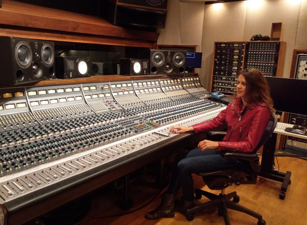 United Recording Console 2