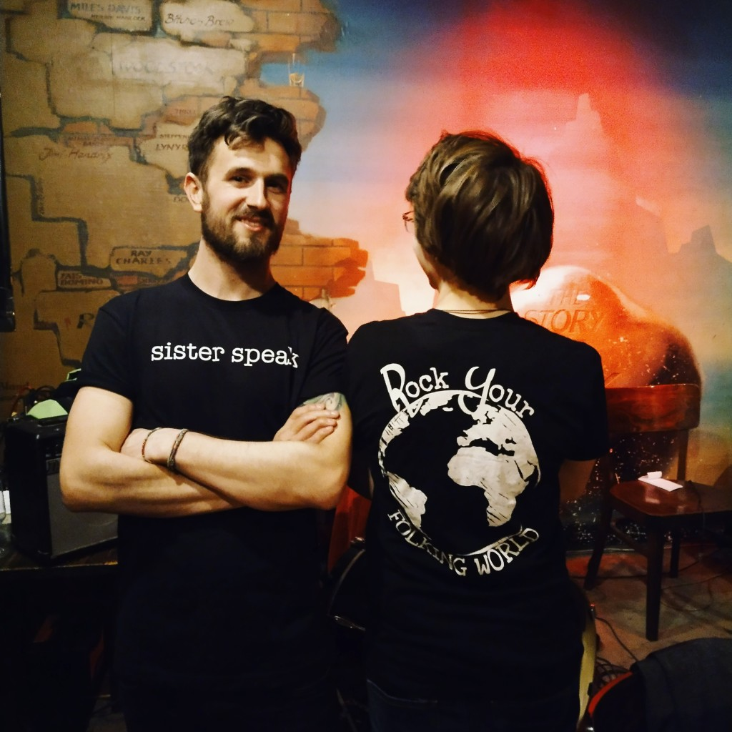Rock Your Folking World T-shirts